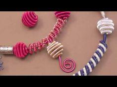WIRE AND WIRE : outil à spirales pour bijoux en fil d'alu (vidéo + boutique) (Femme2decotv.com)