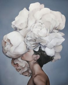 Amy Judd #art #painting #portrait