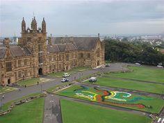 Beautiful Sydney University