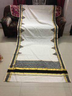 T Shirt Painting, Sketch Painting, Fabric Painting, Kerala Saree, Indian Sarees, Kurta Designs Women, Blouse Designs, Dress Sketches, Art Sketches