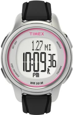 Women's Wrist Watches - Timex Ironman All Day Tracker Wristwatch for women Walk Sensor >>> For more information, visit image link. (This is an Amazon affiliate link)