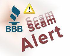#BBB #ScamAlert's Top Five Tips!
