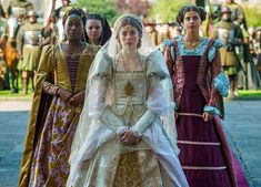 The Spanish Princess is the feminist historical costume drama you've been waiting for. Read the real-life inspirations behind the show's female characters. Best Period Dramas, Period Drama Movies, Best Period Movies, British Period Dramas, Catherine Of Aragon, Young Prince, Christian Movies, Best Tv Shows, Book Series