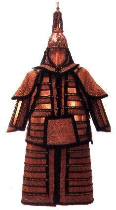 Yuan Dynasty armor