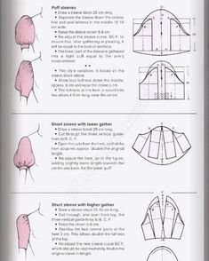 Sewing Lessons, Sewing Hacks, Sewing Tutorials, Pattern Drafting Tutorials, Sewing Tips, Dress Sewing Patterns, Clothing Patterns, Kurti Patterns, Sewing Clothes