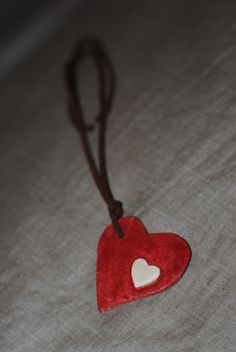 Necklace made by me.