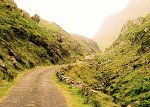 i wanna run down this road with a balloon - Ireland