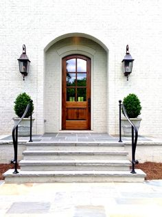 'Custom Home at Hunters Trail.' Forte Building Group, LLC., Brentwood, TN.