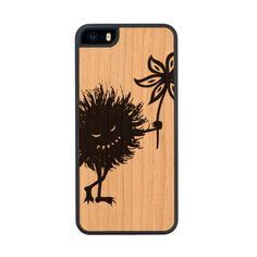 Evil Bug Gives Flower Cherry #iPhone 5 Slim #Case $47.95 #iphonecase