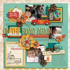 Layout: On the Road Again