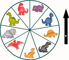 This Dno Adventure Bingo Spinner is a free image for you to print out. Check out our Free Printable Bingo today and get to customizing! Dinosaurs Preschool, Dinosaur Activities, Toddler Activities, Dinosaur Projects, Dinosaur Crafts, Dinosaur Printables, Free Printables, Dinosaur Birthday Party, Gifts For Kids