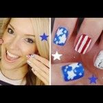 Patriotic Nails to Celebrate the Fourth of July [VIDEOS]