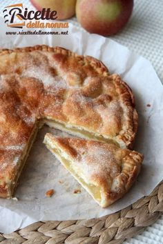Ricetta torta cuor mela