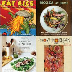 As the chill of October inspires home cooks to dust off their Dutch ovens, a crop of entertaining fall cookbooks are here!