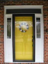 images brick houses with storm doors - Google Search