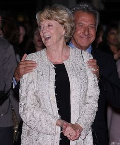 Dustin Hoffman on directing Dame Maggie Smith in new film Quartet. He'd been warned she was the diva who could destroy him, but here Dustin Hoffman tells how he won over Maggie Smith.