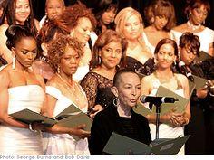 Oprah.......The Legends Ball