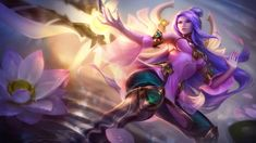 Irelia de la Orden del Lotus te trae el equilibrio | League of Legends