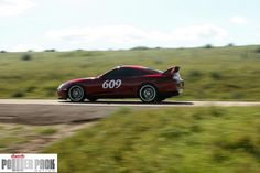 A #Toyota #Supra at the 2011 Sandhills Open Road Challenge open road race #SORC