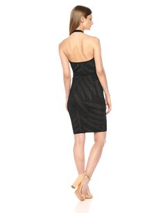 Guess Womens Sleeveless Ciara Crossfront Palm Dress Jet Black/Multi M -- You can get more details by clicking the picture. (This is an affiliate link). Sexy Dresses, Formal Dresses, S Star, Best Sellers, Night Out, Jet, Palm, Bodycon Dress, Link