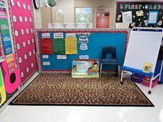 love this carpet area - First Grade Fresh blog