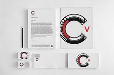 Camilo Brand Identity by Veronica Velasquez, via Behance