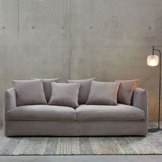 Canapé velours stonewashed, neo chiquito Am.Pm | La Redoute Sofa, Couch, Love Seat, Am Pm, Furniture, Home Decor, France, Style, Fabric Swatches