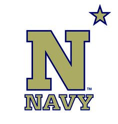 naval academy N star logo