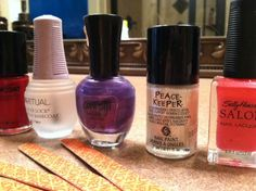 Gluten Free Nail Polish -   Wow...who would of ever thought of nail polish being associate with Gluten?
