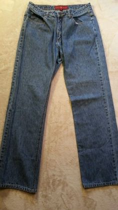 Fossil Authentic Vintage women's  jeans 10s #Fossil #StraightLeg