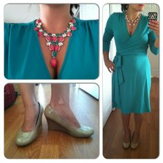 Petite Style File: Teal Time