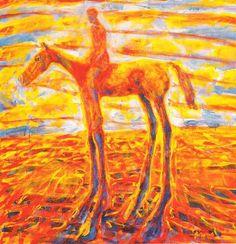 Bilderesultat for widerberg Max Ernst, Orange Art, Venice Biennale, Scandinavian Art, Artist Painting, Figurative Art, Norway, Art Photography, Horses