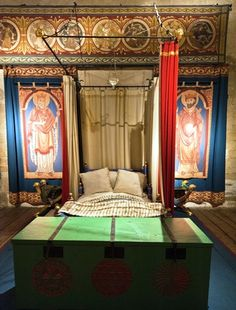Exceptional The Tudor Bedroom At Dover Castle, England