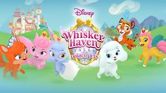 DISNEY Palace Pets - Whisker Haven Tales - iPad / iPhone / Android