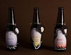 Re branding of bottle