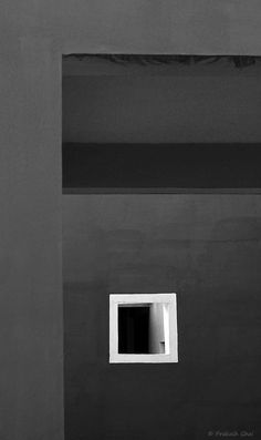 Minimalism, Simple, Geometry, Simplicity, Less is more, White, Square, Black, Wall, Gray, Grainy Photo, Minimal, Minimalist, Minimalistic, Photos, Photography
