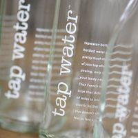 Tap Water Bottle on Wantist