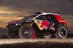 Peugeot 2008 DKR in tenuta da combattimento  Sulla via di Dakar – Manca circa un mese e mezzo alla fatidica data del 4 gennaio, e la Peugeot 2008 DKR è stata sottoposta a un po' di palestra per verificare l'ossatura tecnica; ora è cominciata la fase di trasformazione dell'abbigliamento. Basta con la monocromia della ...