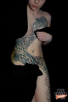 Colin Jones at Stained Glass UK 12 - Black and Grey Tattoo | Big Tattoo Planet