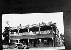 Royal Hotel, Morpeth, NSW, Australia | by UON Library,University of Newcastle, Australia
