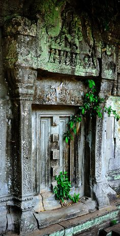 Angkor by an agent, via Flickr, Cambodia
