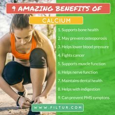 Filtur health, vitamin and supplement image section Muscle Function, Lower Blood Pressure, Bone Health, Dental Health, All Things, Benefit, Vitamins, Cancer, Healthy