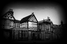 Smithills Hall Lancashire Ghost Hunt - Saturday 16th January 2016 - £50.00 per person