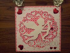 Fantabulous Cricut Challenge Blog: FCCB Challenge #196 Seeing Red