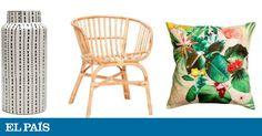 Tu casa solo necesita estas tres cosas para el verano El cambio de armario llega a la decoración pero no hace falta gastarse un dineral para seguirle el ritmo a las tendencias