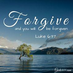 Luke 6:37 - Bible verses