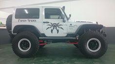"""Jeep Jk 40"""""""