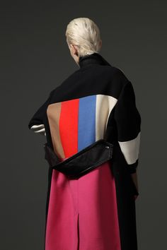 Philo-approved color blocking.