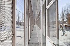 Ampliação do IES Cap Norfeu em Roses / Javier de las Heras Solé + Bosch Tarrús Arquitectes
