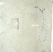 We Have A Relatively New Shower Whose Walls Are Cultured
